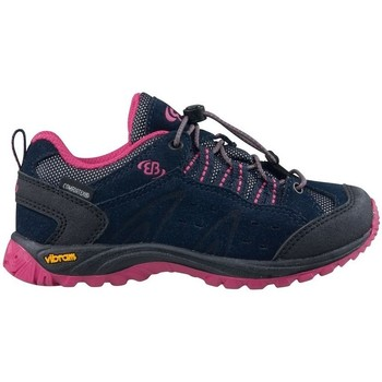 Shoes Walking shoes Brütting Brütting Mount Bona Low Kids Blue