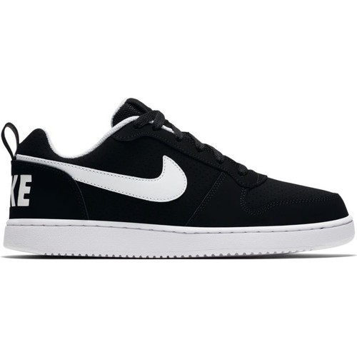 Shoes Men Low top trainers Nike Men's  Court Borough Low Shoe 838937 010 NEGRO