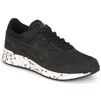 Shoes Men Low top trainers Asics HYPER GEL-LYTE Black / Orange
