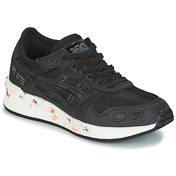Shoes Children Low top trainers Asics HYPER GEL-LYTE GS Black