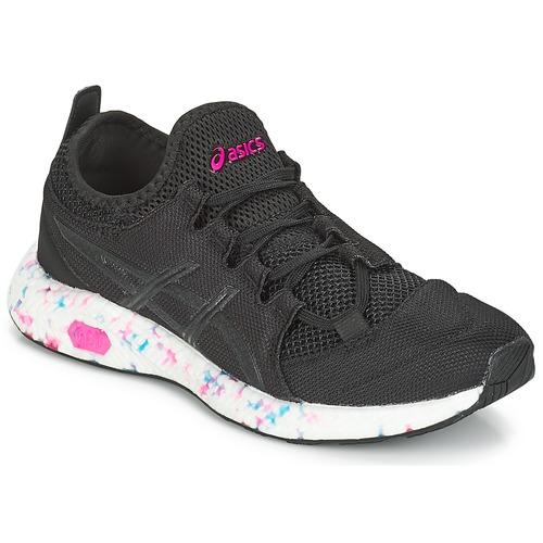Shoes Women Low top trainers Asics HYPER GEL-SAI W Black / Blue / Pink
