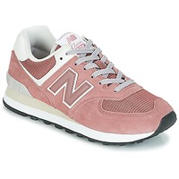 Shoes Women Low top trainers New Balance WL574 Pink