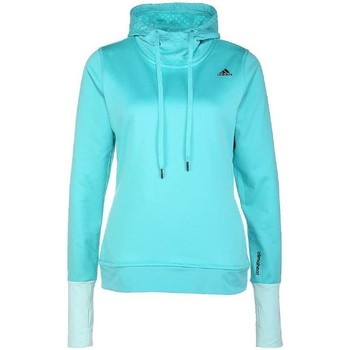 Clothing Women sweaters adidas Originals CH OH Fleece Blue