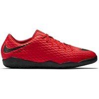 Shoes Men Low top trainers Nike Hypervenomx Phelon Iii IC M Black-Red