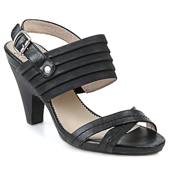 Shoes Women Sandals Wonders BELTRAO Black