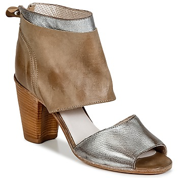 Shoes Women Sandals Moma GANGE Silver