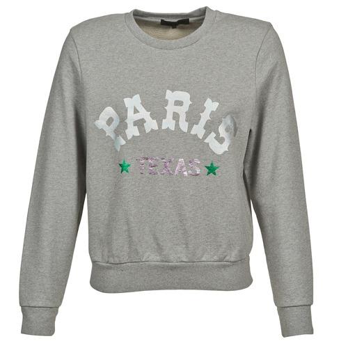 Clothing Women sweaters American Retro MIRKO Grey