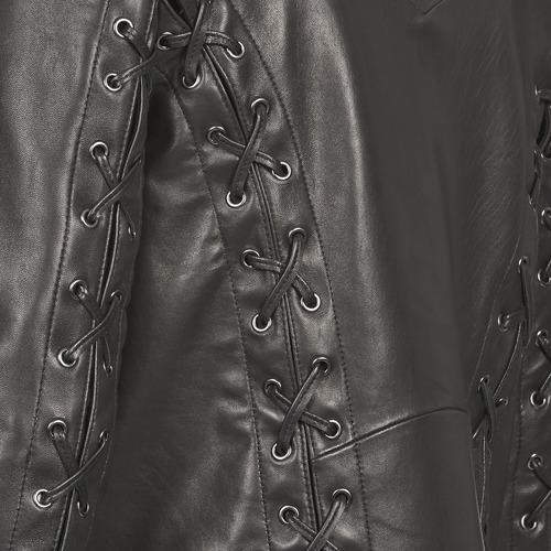 2020 Newest American Retro LEON JCKT Black 732659 Women's Clothing