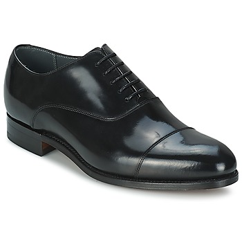 Shoes Men Brogues Barker WINSFORD Black