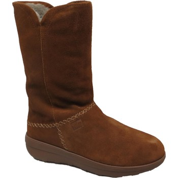 Shoes Women Snow boots FitFlop Loaff Supercrush Chestnut