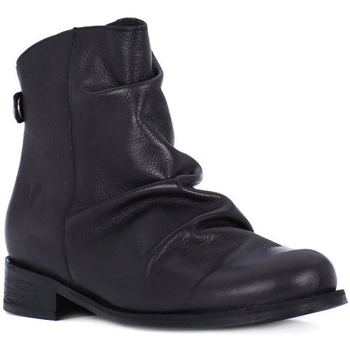 Shoes Women Shoe boots Felmini TAMPONADA BLACK Nero