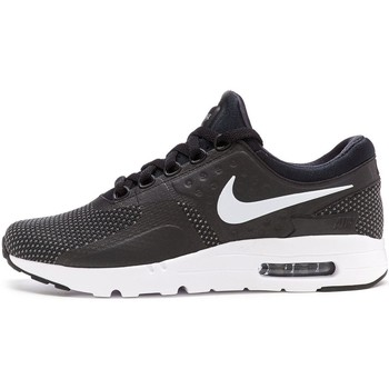 Shoes Men Low top trainers Nike Air Max Zero Essential Trainers in Black, Dark Grey & White 876 Black