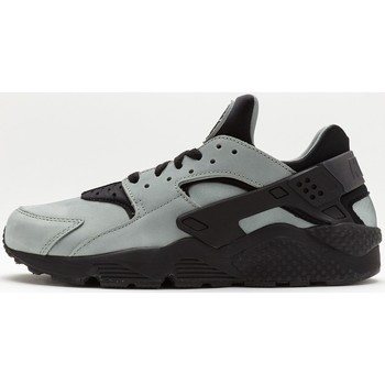 Shoes Men Low top trainers Nike Air Huarache  Premium Trainers in Mica Green & Black 704830 301 Green