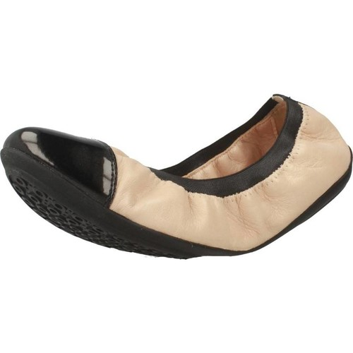 Shoes Women Flat shoes Geox D CHARLENE Light Brown