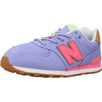 Shoes Women Low top trainers New Balance GC574T4 Violet