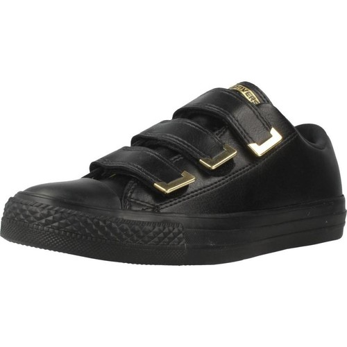Shoes Women Low top trainers Converse CHUCK TAYLOR ALL STAR 3V Black