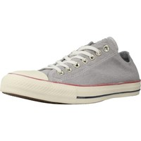 Shoes Men Low top trainers Converse CTAS OX Grey