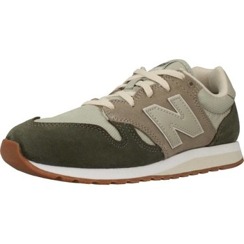 Shoes Women Low top trainers New Balance WL520 TS Green