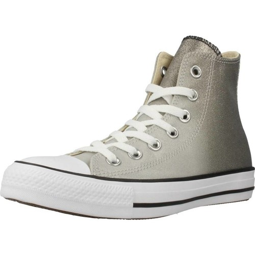 Shoes Women Low top trainers Converse CHUCK TAYLOR ALL STAR - HI Grey