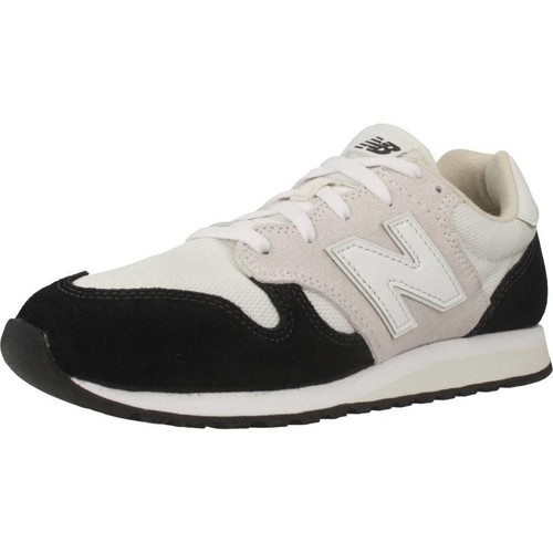 Shoes Women Low top trainers New Balance WL520 TB Beige