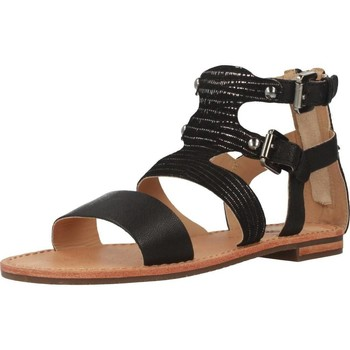 Shoes Women Sandals Geox D SOZY Black