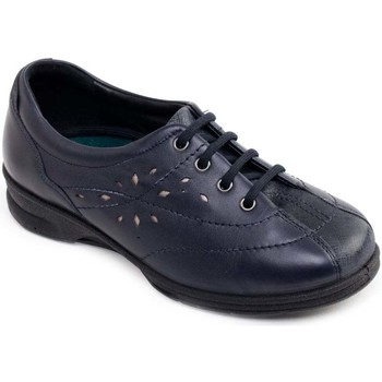 Shoes Women Derby Shoes Padders Karen 2 Womens Casual Shoes blue