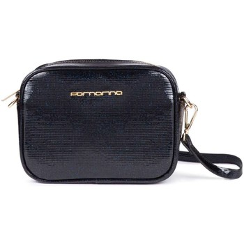Bags Women Shoulder bags Fornarina AE17CL118P000 Across body bag Accessories Black Black
