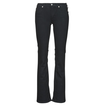 Clothing Women bootcut jeans Yurban IALOLAO Black