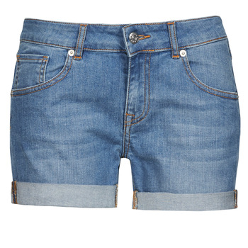 Clothing Women Shorts / Bermudas Moony Mood INYUTE Blue / Clear