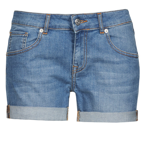 Clothing Women Shorts / Bermudas Yurban INYUTE Blue / Clear
