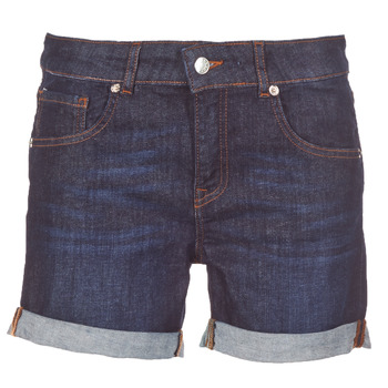 Clothing Women Shorts / Bermudas Moony Mood INYUTE Blue / Dark
