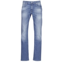 Clothing Men bootcut jeans Casual Attitude IGERAL Blue / Clear