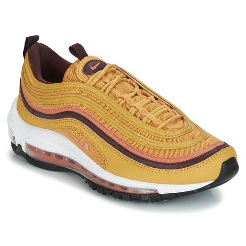 Shoes Women Low top trainers Nike AIR MAX 97 W Yellow