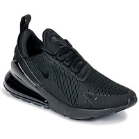 Shoes Women Low top trainers Nike AIR MAX 270 W Black
