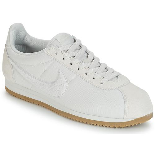 Shoes Men Low top trainers Nike CLASSIC CORTEZ SE Beige