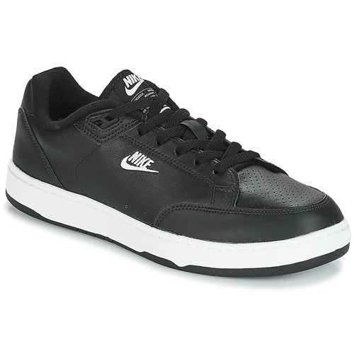 Shoes Men Low top trainers Nike GRANDSTAND II Black