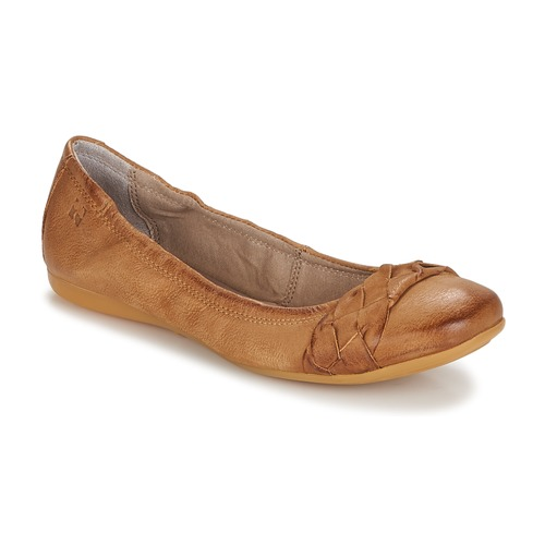 Shoes Women Flat shoes Dream in Green CICALO TAN