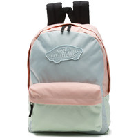 Bags Rucksacks Vans Realm Backpack MULTICOLOR