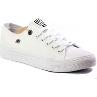 Shoes Women Low top trainers Big Star AA274010 White