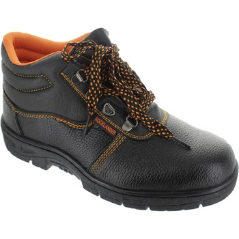 Shoes Men Mid boots Rocklander A8055 Black