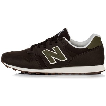 Shoes Men Low top trainers New Balance 373 Brown