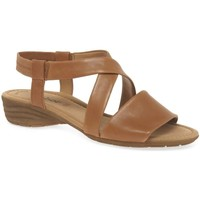 Shoes Women Sandals Gabor Ensign Womens Casual Sandals brown