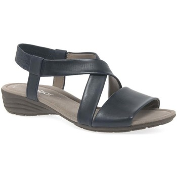 Shoes Women Sandals Gabor Ensign Womens Casual Sandals blue