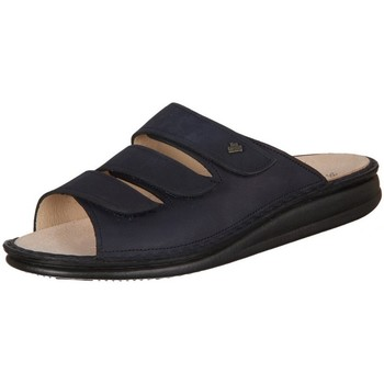 Shoes Women Mules Finn Comfort Korfu Marine Buggy Black