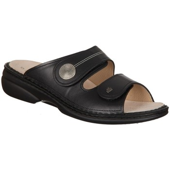 Shoes Women Mules Finn Comfort Sansibar Nappaseda Black