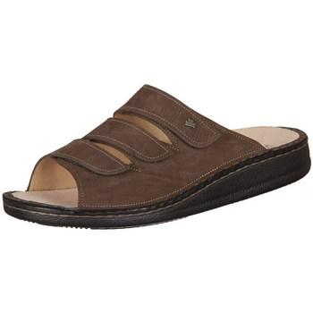Shoes Men Mules Finn Comfort Korfu Tabak Carat Brown