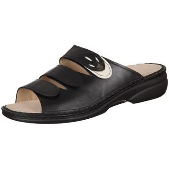 Shoes Women Mules Finn Comfort Kos Jasmin Nappaseda Okapi Black