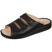 Shoes Men Mules Finn Comfort Korfu Bison Black