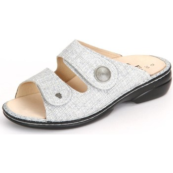 Shoes Women Mules Finn Comfort Sansibar Grey Mirage Grey