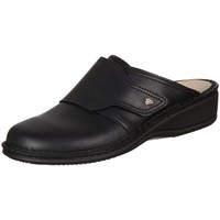 Shoes Women Clogs Finn Comfort Aussee Nappa Seda Black
